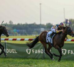The Lir Jet Gives Qatar Racing Third Straight Franklin-Simpson Title