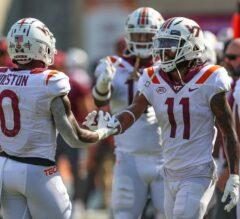 Free Pick: Virginia Tech at West Virginia 9/18/21